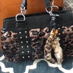 Handbags - New leopard print bag